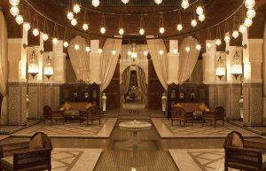 The Royal Mansour - Lobby