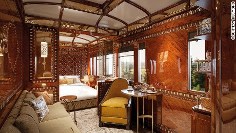 Belmond Venice Simplon Orient Express new grand suites Istanbul