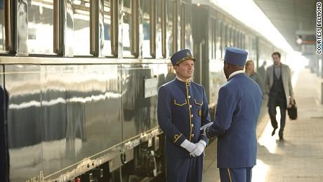 Belmond Venice Simplon Orient Express staff
